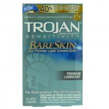 Trojan BareSkin Condoms 10 Pack