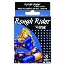 Rough Rider Studded 3 Pk